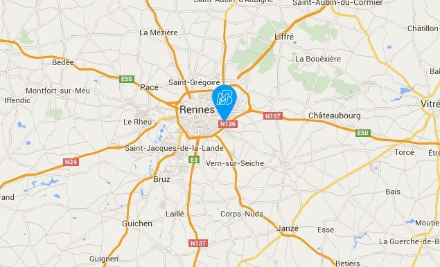 Mobilier de bureau Rennes